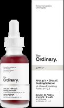 Духи, Парфюмерия, косметика Кислотный пилинг для лица - The Ordinary AHA 30% + BHA 2% Peeling Solution