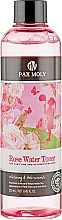 Духи, Парфюмерия, косметика Тонер для лица с розовой водой - Pax Moly Rose Water Toner