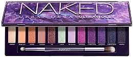 Духи, Парфюмерия, косметика Палетка теней для век - Urban Decay Naked Ultraviolet Eyeshadow Palette