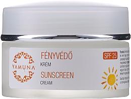 Духи, Парфюмерия, косметика Крем дневной солнцезащитный - Yamuna Sunscreen Cream SPF 25