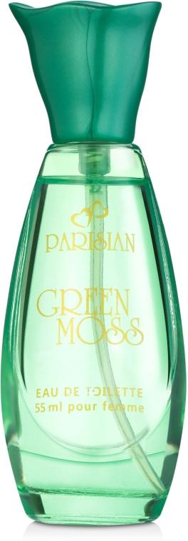 Parisian Green Moss - Туалетная вода