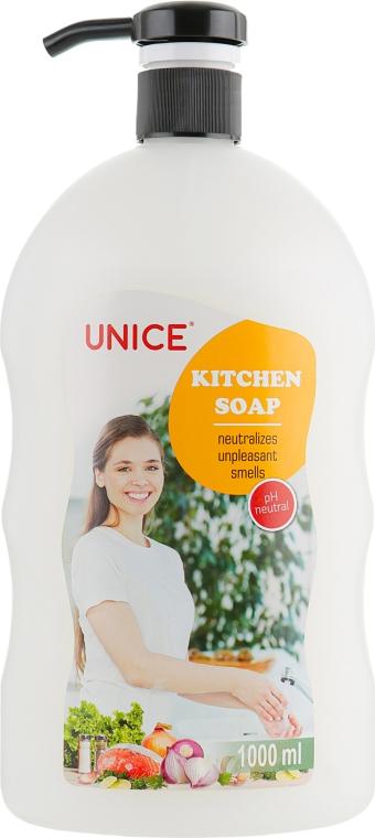 Кухонное жидкое мыло для рук - Unice Kitchen Soap