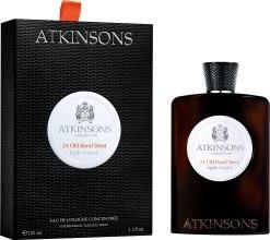 Духи, Парфюмерия, косметика Atkinsons 24 Old Bond Street Triple Extract - Одеколон