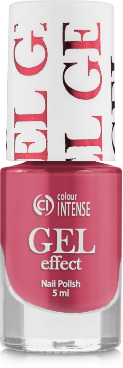 Лак для ногтей - Colour Intense Gel Effect Nail Polish