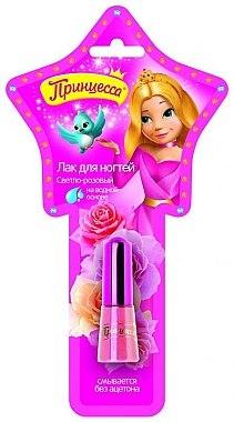 """Лак для ногтей Принцесса """"Светло-розовый"""" - Disney"""
