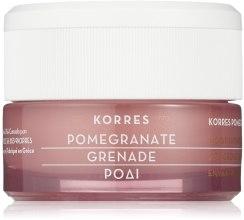 Духи, Парфюмерия, косметика Увлажняющий крем для жирной и комбинированной кожи - Korres Pomegranate Moisturising & Balancing Cream-Gel