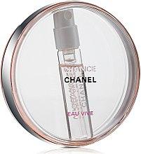 Духи, Парфюмерия, косметика Chanel Chance Eau Vive - Туалетная вода (пробник)