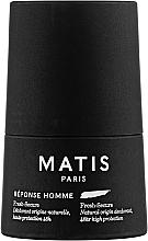 Духи, Парфюмерия, косметика Дезодорант - Matis Reponse Homme Fresh Secure Deodorant 48H Natural Origin