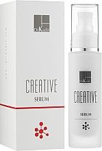 """Сироватка для обличчя """"Омолоджувальна"""" - Dr. Kadir Creative Serum — фото N2"""