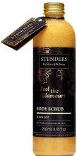 Духи, Парфюмерия, косметика Скраб для тела с 24-каратным золотом - Stenders 24 Carat Gold Body Scrub