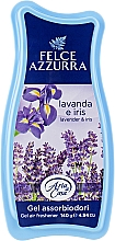 Парфумерія, косметика Освіжувач - Felce Azzurra Gel Air Freshener Lavanda & Iris
