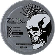 """Духи, Парфюмерия, косметика Воск для укладки волос """"Матовый эффект"""" - Zenix Professional Wax Matte Look"""