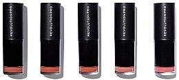 Духи, Парфюмерия, косметика Набор из 5 помад для губ - Revolution Pro 5 Lipstick Collection Bare