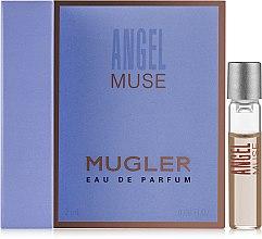 Духи, Парфюмерия, косметика Thierry Mugler Angel Muse - Парфюмированная вода (пробник)