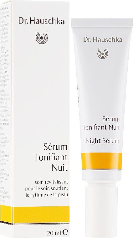 Сыворотка для ночного ухода - Dr. Hauschka Night Serum