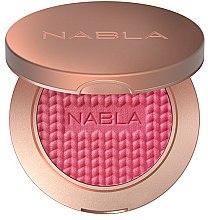 Духи, Парфюмерия, косметика Румяна для лица - Nabla Blossom Blush
