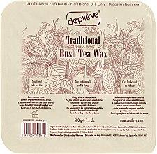 Духи, Парфюмерия, косметика Воск с экстрактом чая ройбуш - Depileve Traditional Bush Tea Wax