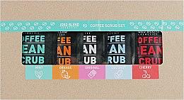 Духи, Парфюмерия, косметика Набор - Joko Blend Coffee Set (scrub/5x50g)