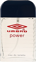 Духи, Парфюмерия, косметика Umbro Power - Туалетная вода (тестер с крышечкой)