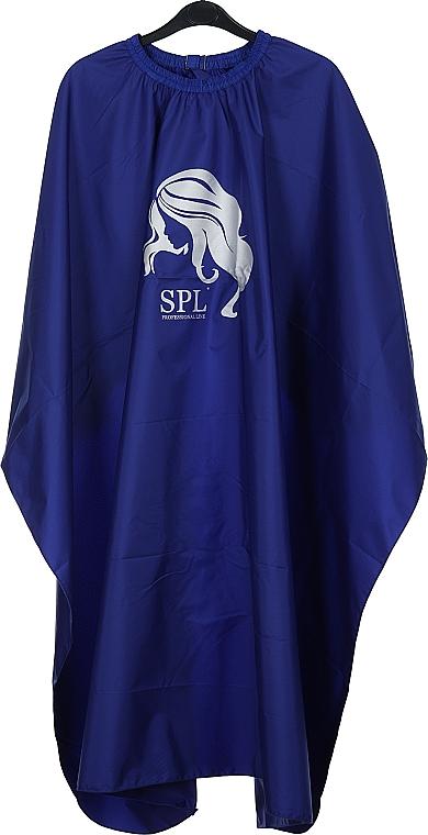 Профессиональный пеньюар, синий, 905073-C - SPL