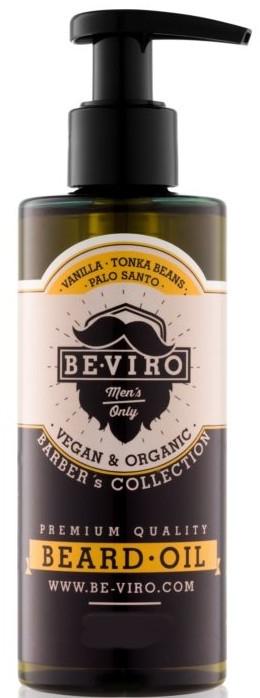 Масло для бороды - Be-Viro Beard Oil Vanilla Palo Santo Tonka Boby — фото N3