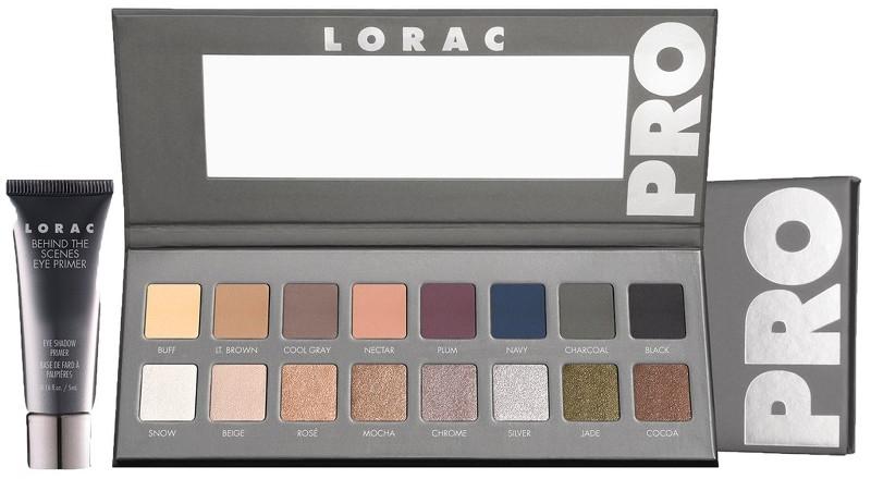 Набор теней для век - Lorac Pro Palette 2