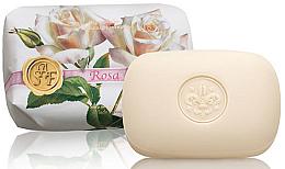 "Духи, Парфюмерия, косметика Мыло туалетное ""Роза"" - Saponificio Artigianale Fiorentino Rose Soap"