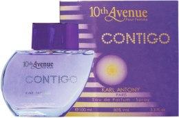 Духи, Парфюмерия, косметика Karl Antony 10th Avenue Contigo Pour Femme - Парфюмированная вода