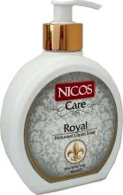 Духи, Парфюмерия, косметика Жидкое парфюмированное мыло - Nicos Perfumed Liquid Royal Soap
