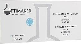 Духи, Парфюмерия, косметика Активный тоник от выпадения волос - Optima Trattamento Anticaduta