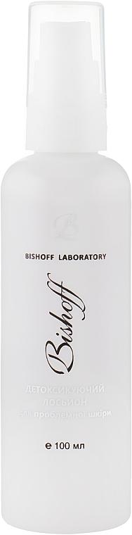Детоксицирующий лосьон для проблемной кожи - Bishoff