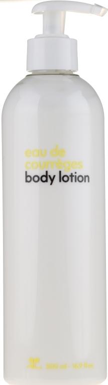 Courreges Eau de Courreges - Лосьон для тела
