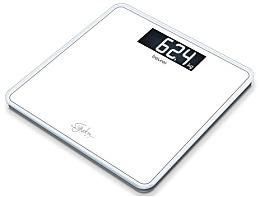 Духи, Парфюмерия, косметика Стекляные весы, белые - Beurer GS 410 Signature Line