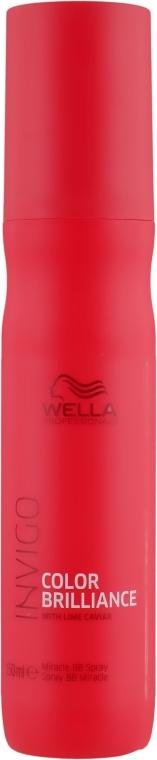 Несмываемый бьюти-спрей для волос - Wella Professionals Invigo Color Brillance Miracle BB Spray