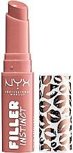 Духи, Парфюмерия, косметика Помада для губ - NYX Professional Makeup Filler Instinct Plumping Lip Color