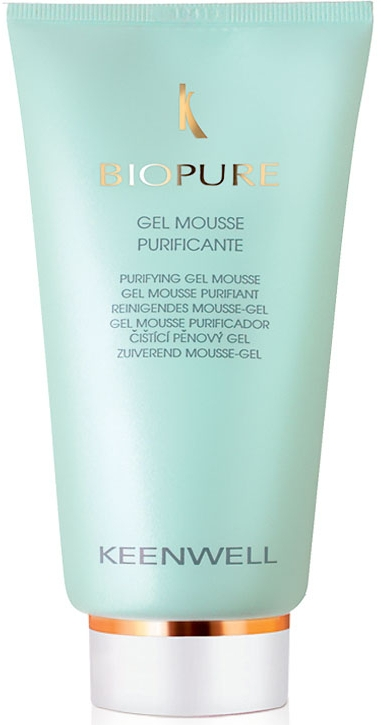 Очищающий гель-мусс - Keenwell Biopure Purifying Gel Mousse