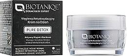 Духи, Парфюмерия, косметика Крем для лица, дневной - Maurisse Biotaniqe Charcoal Antioxidant Day Cream