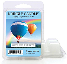 Духи, Парфюмерия, косметика Ароматический воск - Kringle Candle Wax Melt Over The Rainbow