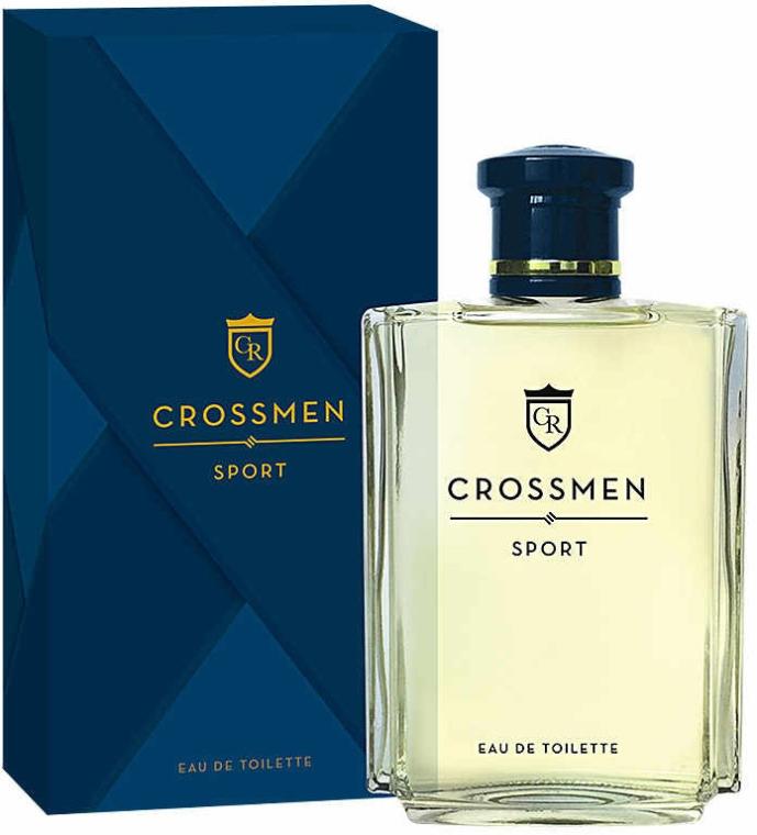 Coty Crossmen Sport - Туалетная вода