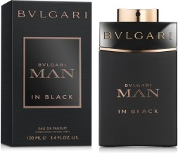 Духи, Парфюмерия, косметика Bvlgari Man In Black - Парфюмированная вода