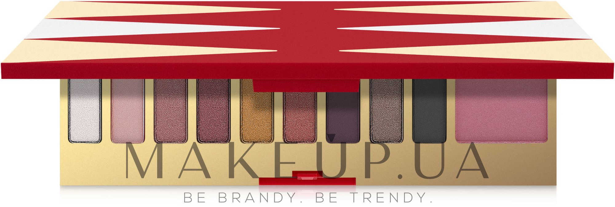 Палетка тіней - Estee Lauder Pure Color Envy Sculpting EyeShadow Palette 7 — фото Glam