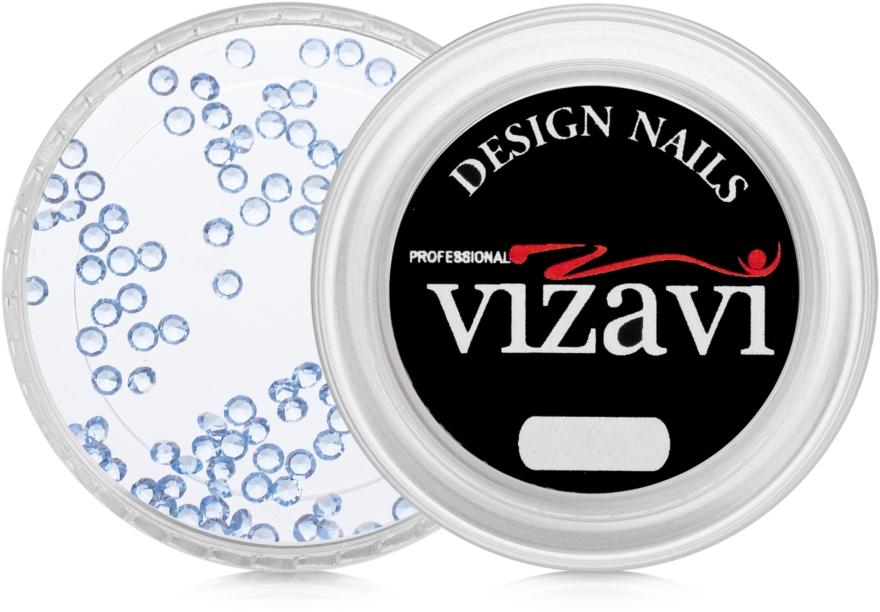 """Украшения для дизайна ногтей """"Пиксели"""" - Vizavi Professional"""