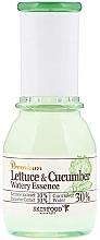 "Духи, Парфюмерия, косметика Успокаивающая эссенция ""Листья салата и огурца"" - SkinFood Premium Lettuce & Cucumber Watery Essence"