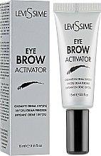 Духи, Парфюмерия, косметика Окисляющий гель 3% - LeviSsime Eye Brow Activator