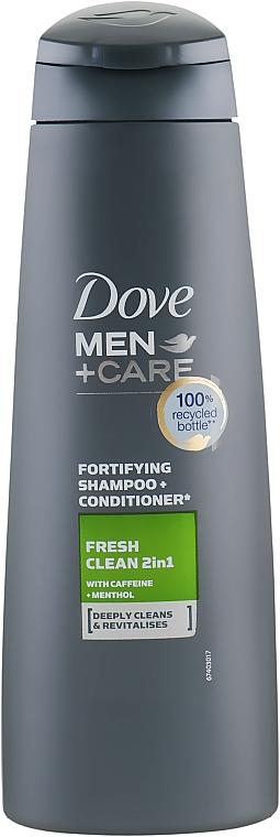 """Шампунь для мужчин """"Свежесть ментола"""" - Dove"""