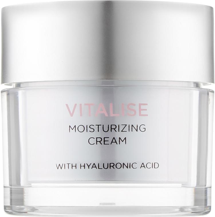 Зволожуючий крем для обличчя - Holy Land Cosmetics Vitalise Moisturizer Cream — фото N1