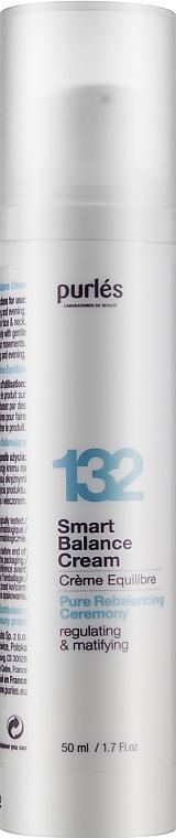 Мультиактивный крем для проблемной кожи - Purles 132 Smart Balance Cream