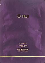 Духи, Парфюмерия, косметика Антивозрастная восстанавливающая тканевая маска для лица - O Hui Age Recovery Essential Mask