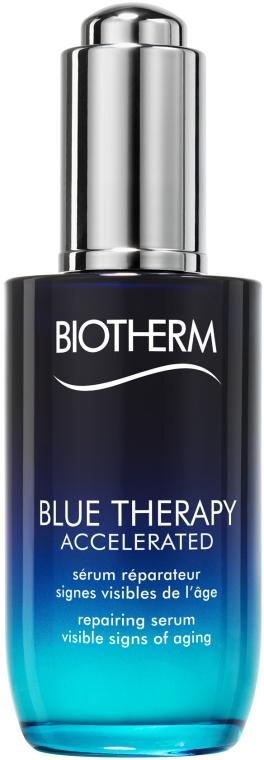Антивозрастная сыворотка - Biotherm Blue Therapy Accelerated Serum