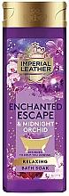 Духи, Парфюмерия, косметика Гель для душа и ванны - Imperial Leather Enchanted Escape & Midnight Orchid